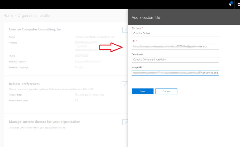how to create custom list in office 365