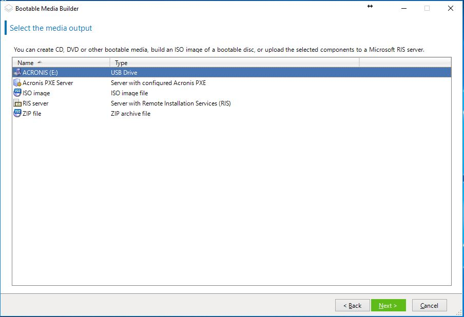 The Wonderful World Of Bootable Usb Acronis Concise