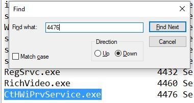 5 Absolute Software Cthwiprvservice Exe In Tasklist